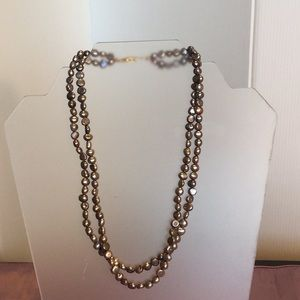 Jewelry - Seed pearl choker necklace